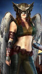 Hawkgirl Smallville