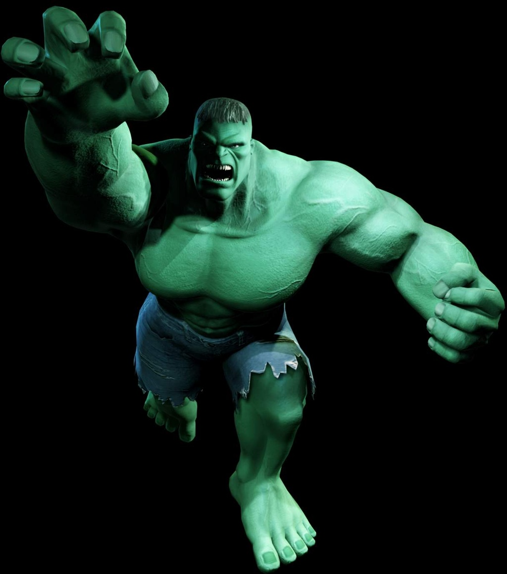 Hulk (Video Games)