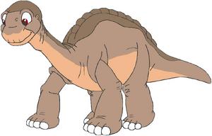Littlefoot the Apatosaurus