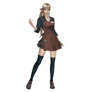 Wang Yuanji Bonus Costume (WO4 DLC)