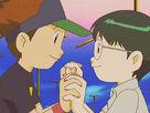 Kazu & Kenta Hand in Hand