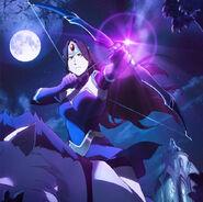 Mirana (Dota- Dragon's Blood)