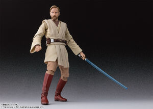 SHF Obi-Wan ROTS