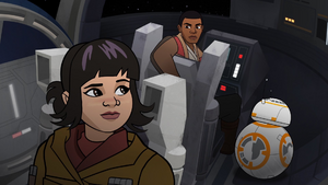 Star Wars Forces of Destiny 55