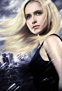 Hayden Panettiere as Claire Bennet in Heroes Season3