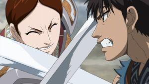 Shin vs Rin Ko!!