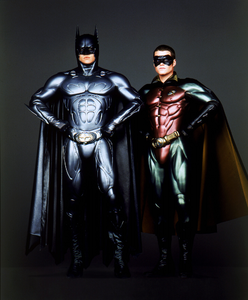 BatmanForever with Robin