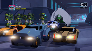 Bee Team and Steeljaw's tight situation