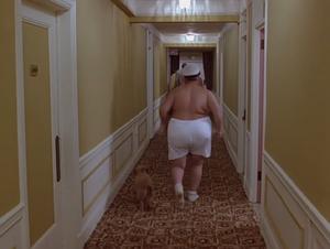 Benji cameo in Double McGuffin