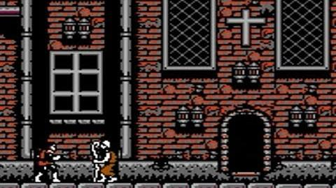 Castlevania II Simon's Quest (NES) Playthrough - NintendoComplete