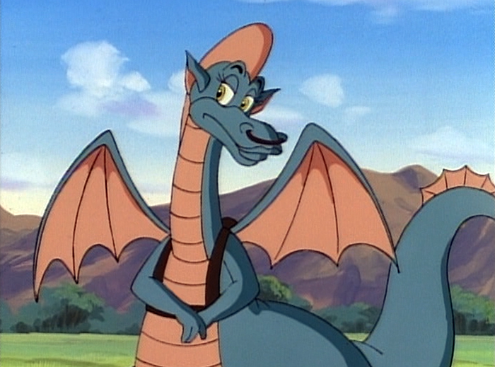 Dulcy the Dragon