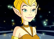 Fairy Princess Willow smiling sweetly