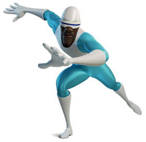 Frozone incredibles 2