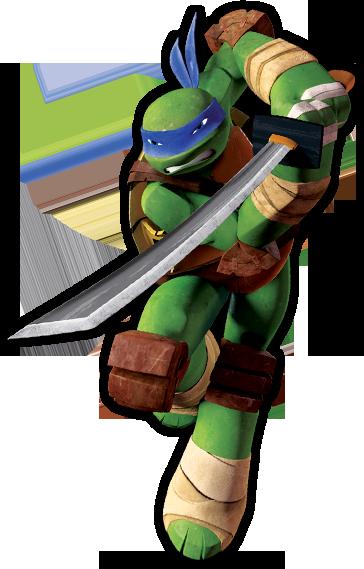 Leonardo (TMNT 2012)