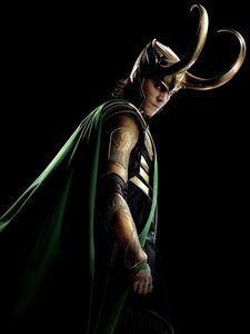 Loki Laufeyson 1