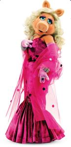 Muppets - Miss Piggy - Render