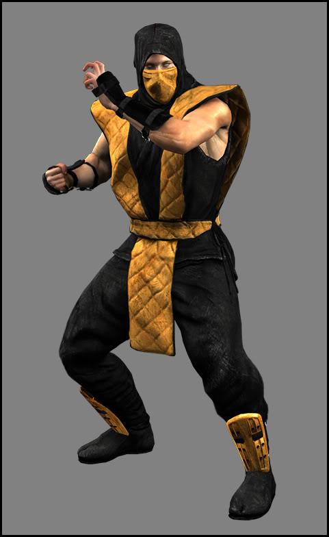 Scorpion (Mortal Kombat)