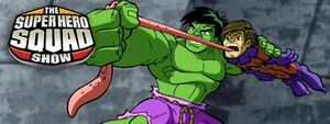 Super Hero Squad Hulk