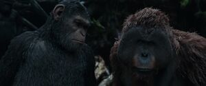 War For The Planet Of The Apes 2017 Screenshot 0386