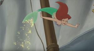 Ariel jumping