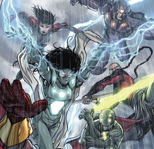 Ascendants (Marvel)