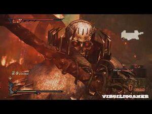 Berserk Musou Hack Skull Knight vs Dragon Grunbeld