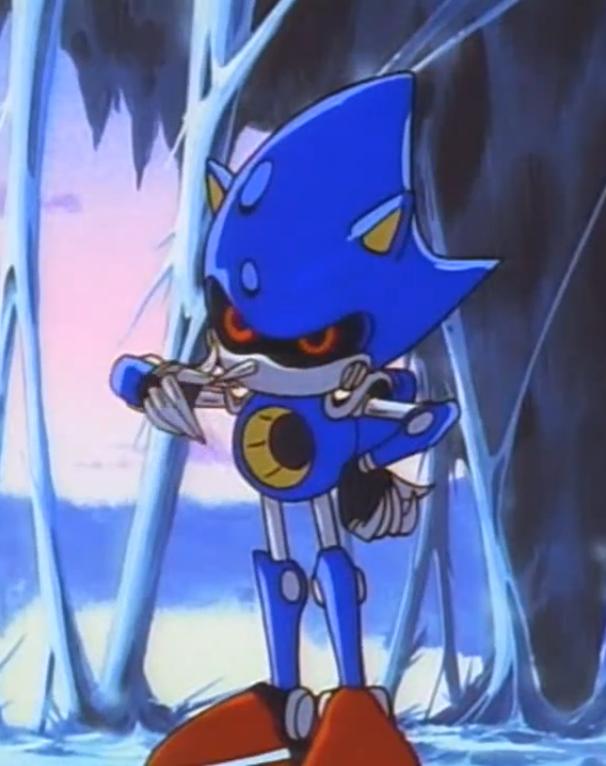 Hyper Metal Sonic