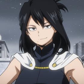 Nana Shimura anime