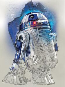R2-D2 - TLJ promo character art