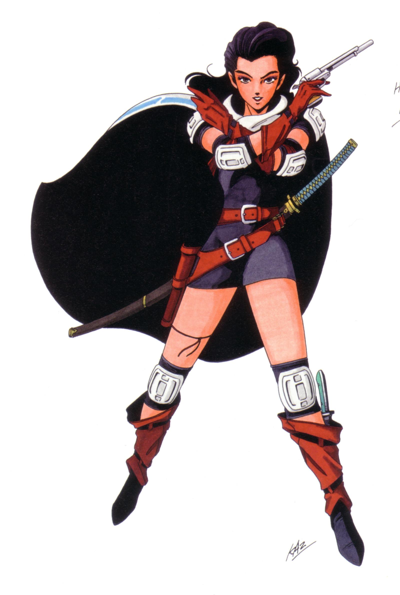Aoi (Shin Megami Tensei)