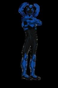 Teen titans judas contract blue beetle transparent by 13josh16-dazknh4
