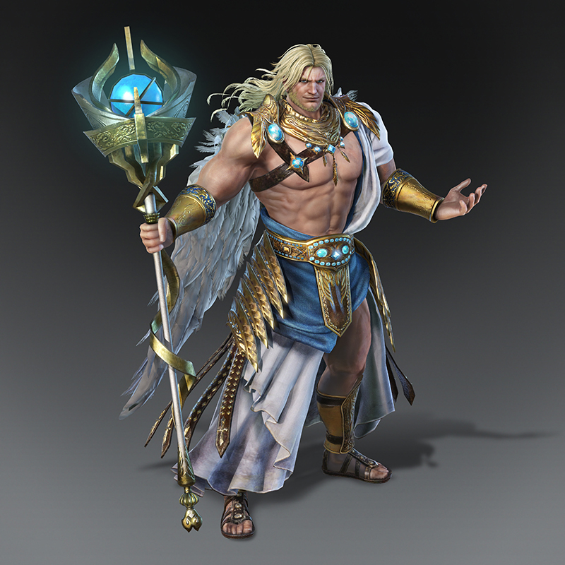 Zeus (Warriors Orochi)