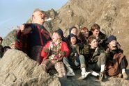 Goonies group shot