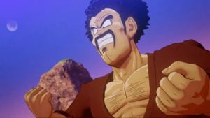 Mr satan in kakarot games