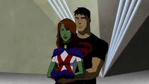 Suoerboy and Miss Martian