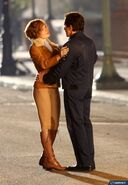 Amy Adams as Amelia Earhart In Night at the Museum 1