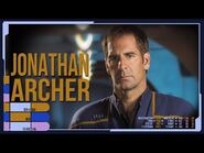 Jonathan Archer- Personnel File