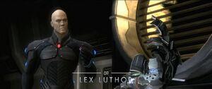 Lex Luthor Regime Universe