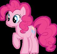 Pinkie Pie transparent