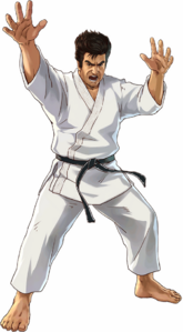 Project X Zone 2 Segata Sanshiro
