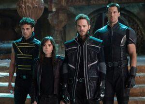 X- men future