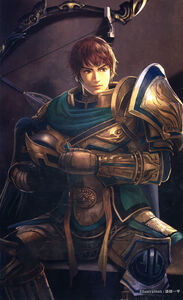 Xiahou Ba 15th Anniversary Artwork (DWEKD)