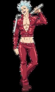 Ban Anime Season 3 Design