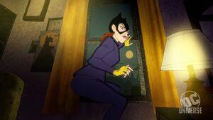 Batgirl Harley