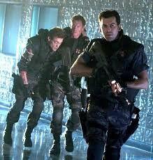 Carlos in Resident Evil 2