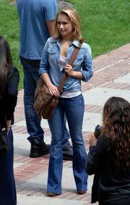 Hayden Panettiere as Claire Bennet 4