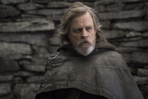 Luke -The Last Jedi Promotional Photo