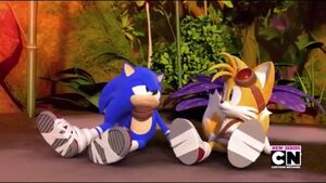 Sonic and Tails 3