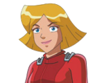Clover (Totally Spies!)