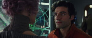Holdo and Poe